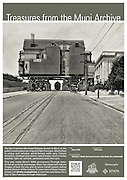 Herbert L Hatch the House Mover with Cable Car 516 near Spreckels Mansion | Circa 1912-1914