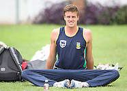 Cricket - India and SA Training Jan 10th Durban
