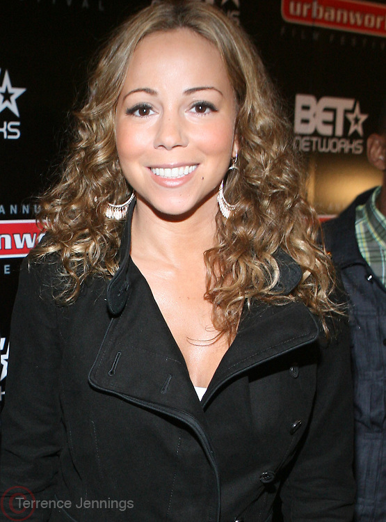 "Mariah Carey at the 12th Annual  Urbanworld Film Festival screening of ""Tennessee""  held in NYC at the AMC Loews Theater on September 12, 2008..The Urbanworld  Film Festival is dedicated to showcasing the best of urban independent film.."
