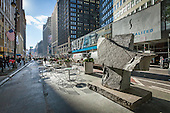 Garment District NYC / Harry Gordon