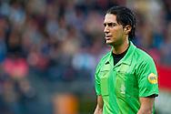 27-08-2011: Voetbal:NEC Nijmegen:Heracles Almelo:Niijmegen<br /> Scheidrechter Gözübüyük<br /> Foto: Geert van Erven