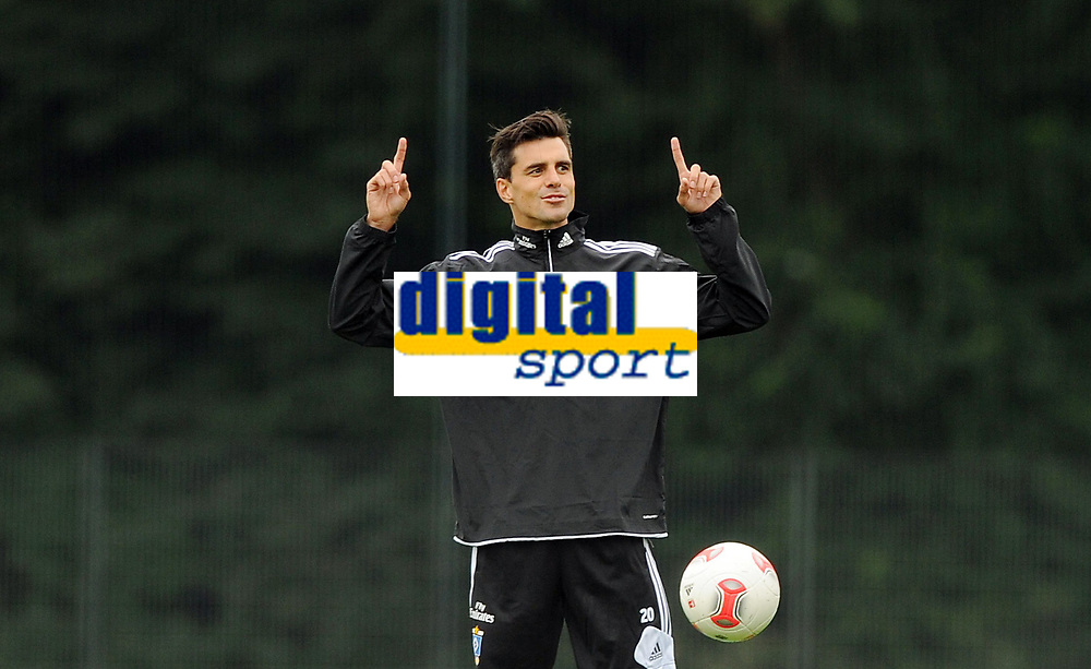Fotball<br /> Tyskland<br /> 10.08.2012<br /> Foto: Witters/Digitalsport<br /> NORWAY ONLY<br /> <br /> Paul Scharner<br /> Fussball Hamburger SV