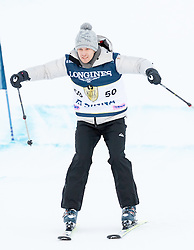 21.01.2017, Hahnenkamm, Kitzbühel, AUT, FIS Weltcup Ski Alpin, KitzCharity Trophy, im Bild Nico Hülkenberg (Signa) // during the KitzCharity Trophy of FIS Ski Alpine World Cup at the Hahnenkamm in Kitzbühel, Austria on 2017/01/21. EXPA Pictures © 2017, PhotoCredit: EXPA/ Serbastian Pucher