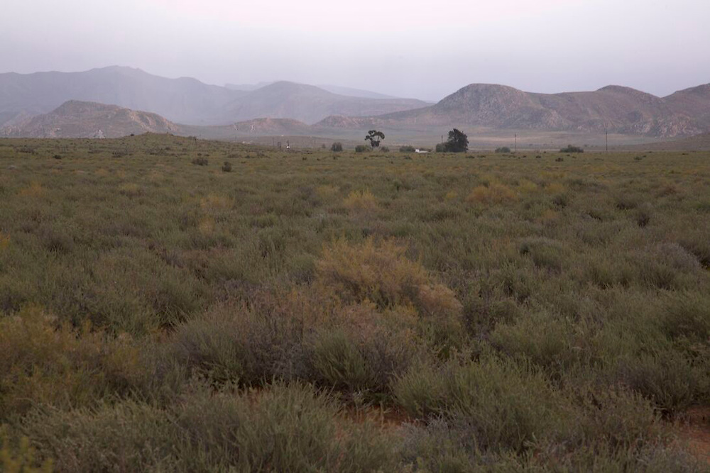 Travel, Karoo, South Africa