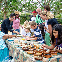 Tongva and Chumash Native American story-telling and craft workshops