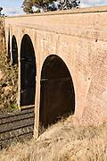 Stone Railway Bridge near Bathurst, NSW, Australia