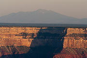 Sunset views of the Grand Canyon from the North Rim/Point Sublime, June 2010