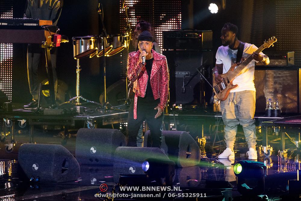 NLD/Amsterdam/20180905- Uitreiking 3FM Awards 2018, Ronnie Flex