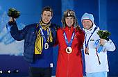 Cross Country Skiathlon 15km + 15km, Mens - Medal Ceremony