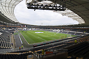 Hull Cty KCOM ground before the EFL Sky Bet Championship match between Hull City and Queens Park Rangers at the KCOM Stadium, Kingston upon Hull, England on 7 April 2018. Picture by Ian Lyall.