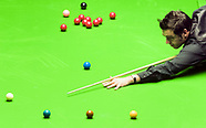 Betfred Snooker World Championships Day Two - 16 April 2017