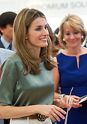 11.JULY.2011. MADRID<br /> <br /> PRINCESS LETIZIA AT THE OPENING OF JA-YE EUROPE ENTERPRISE CHALLENGE 2011 MADRID, SPAIN<br /> <br /> BYLINE: EDBIMAGEARCHIVE.COM<br /> <br /> *THIS IMAGE IS STRICTLY FOR UK NEWSPAPERS AND MAGAZINES ONLY*<br /> *FOR WORLD WIDE SALES AND WEB USE PLEASE CONTACT EDBIMAGEARCHIVE - 0208 954 5968*