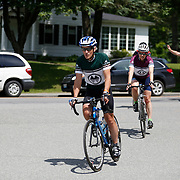during the Trek Across Maine on June 14, 2013.
