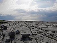 Burren Ireland Karst landscape