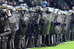 November 5, 2017 - Saint Etienne, France - ILLUSTRATION - POLICE - SECURITE - CRS (Credit Image: © Panoramic via ZUMA Press)