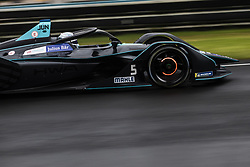 October 19, 2018 - Valencia, Spain - 05 JUNCADELLA Dani (esp), HWA RACELAB Team during the Formula E official pre-season test at Circuit Ricardo Tormo in Valencia on October 16, 17, 18 and 19, 2018. (Credit Image: © Xavier Bonilla/NurPhoto via ZUMA Press)