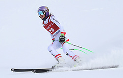 30.11.2017, Lake Louise, CAN, FIS Weltcup Ski Alpin, Lake Louise, Abfahrt, Damen, 3. Training, im Bild Anna Veith (AUT) // Anna Veith of Austria in action during the 3rd practice run of ladie's Downhill of FIS Ski Alpine World Cup at the Lake Louise, Canada on 2017/11/30. EXPA Pictures © 2017, PhotoCredit: EXPA/ SM<br /> <br /> *****ATTENTION - OUT of GER*****