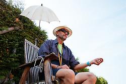 Portrait of Iztok Ozimek, on June 2, 2017 in Ljubljana, Slovenia. Photo by Matic Klansek Velej / Sportida