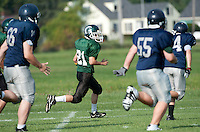Silver Hawks football versus Pembroke September 4, 2010.