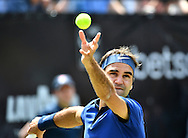 Roger Federer during the Mercedes Cup at Tennisclub Weissenhof, Stuttgart, Germany.<br /> Picture by EXPA Pictures/Focus Images Ltd 07814482222<br /> 10/06/2016<br /> *** UK &amp; IRELAND ONLY ***<br /> EXPA-EIB-160610-0166.jpg