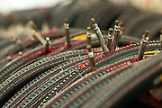 Continental tyres factory visit. Korbach, Germany. Nov 2011