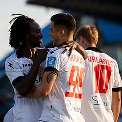 20180728: SLO, Football - Prva liga Telekom Slovenije 2018/19, NK Triglav vs NK Aluminij