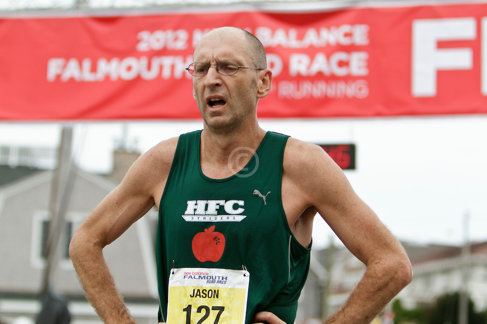 Falmouth Road Race, Jason Cakouros, Masters division