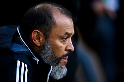 Wolverhampton Wanderers manager Nuno - Mandatory by-line: Robbie Stephenson/JMP - 19/08/2019 - FOOTBALL - Molineux - Wolverhampton, England - Wolverhampton Wanderers v Manchester United - Premier League
