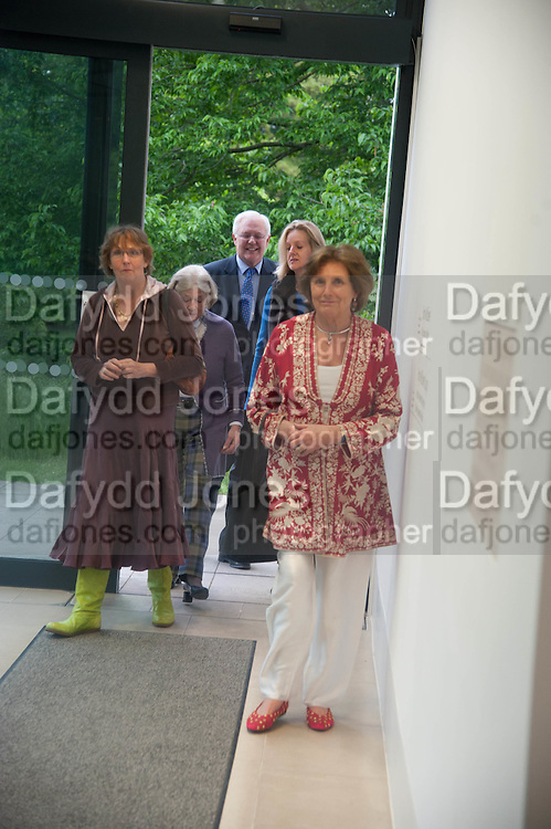 LADY ANNABEL LINDSAY, Exhibition opening.- Rory McEwen - The Colours of Reality,   Shirley Sherwood Gallery of Botanical Art, Kew Gardens, TW9 2AH , London.  May 20, 2013