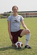 OC Women's Soccer.Team & Individuals.August 16, 2007