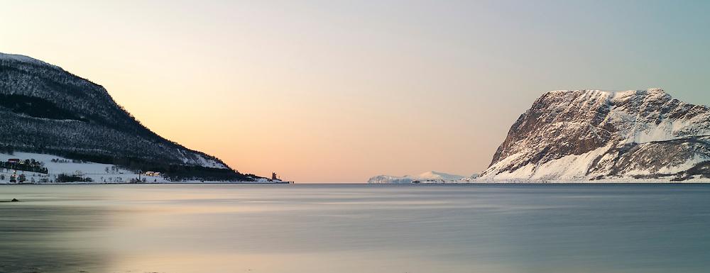 Kasfjord, Troms, Norway