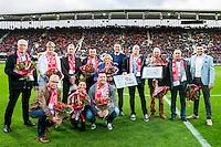 ALKMAAR - 16-04-2016, AZ - PEC Zwolle, AFAS Stadion, 5-1,