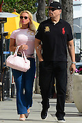 12.JANUARY.2014. LOS ANGELES<br /> <br /> CODE - CI<br /> <br /> ICE T SHOPPING WITH HIS COCO AUSTIN IN HOLLYWOOD<br /> <br /> BYLINE: EDBIMAGEARCHIVE.CO.UK<br /> <br /> *THIS IMAGE IS STRICTLY FOR UK NEWSPAPERS AND MAGAZINES ONLY*<br /> *FOR WORLD WIDE SALES AND WEB USE PLEASE CONTACT EDBIMAGEARCHIVE - 0208 954 5968*