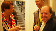 CORNELIA PARKER; RICHARD WILSON; , Opening of the Keepers House, Royal Academy. London. 26 September 2013