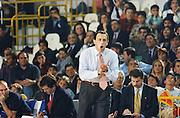 Qualif. Campionato Europeo Reggio Calabria 1994 Italia-Francia<br /> ettore messina