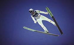 29.09.2018, Energie AG Skisprung Arena, Hinzenbach, AUT, FIS Ski Sprung, Sommer Grand Prix, Hinzenbach, im Bild Gregor Schlierenzauer (AUT) // Gregor Schlierenzauer of Austria during FIS Ski Jumping Summer Grand Prix at the Energie AG Skisprung Arena, Hinzenbach, Austria on 2018/09/29. EXPA Pictures © 2018, PhotoCredit: EXPA/ JFK