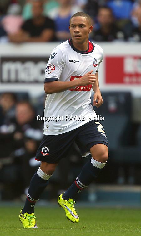 Bolton Wanderers' Wellington Silva