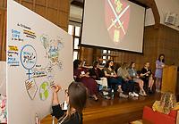 St Paul's School Women and Girls Summit.  ©2019 Karen Bobotas Photographer