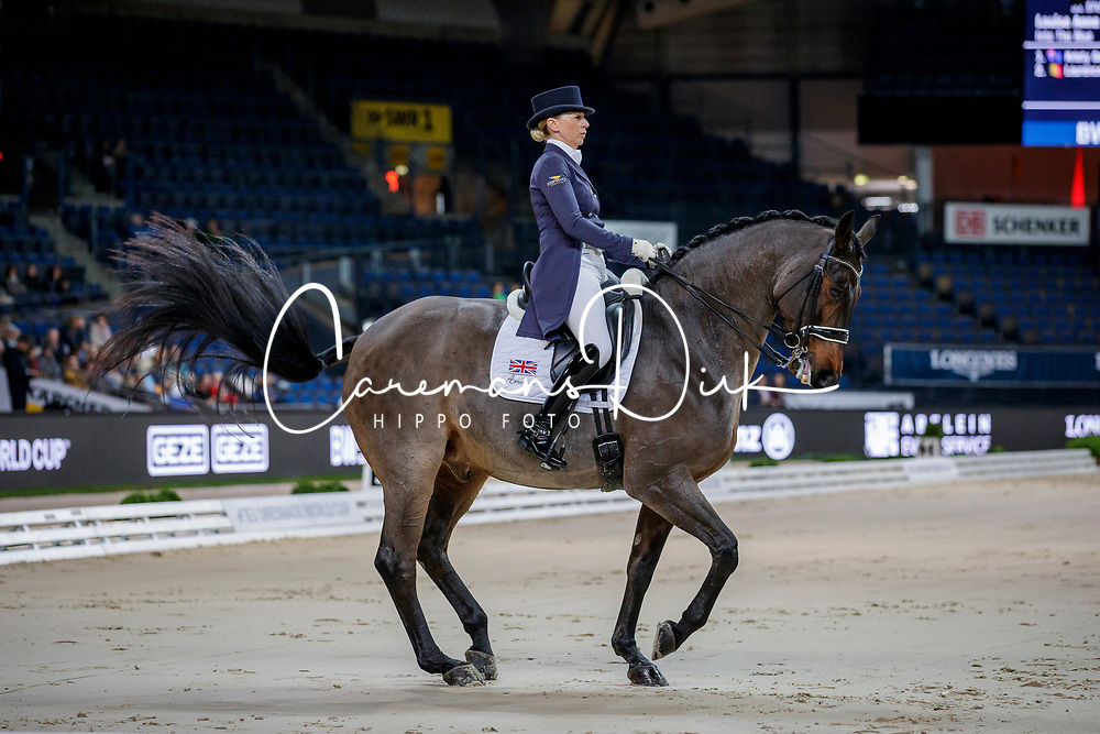 Bell Louise Anne, GBR, Into The Blue<br /> Stuttgart - German Masters 2019<br /> © Hippo Foto - Stefan Lafrentz