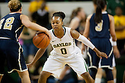 WACO, TX - DECEMBER 12:  Odyssey Sims #0 of the Baylor University Bears plays defense against the Oral Roberts University Golden Eagles on December 12, 2012 at the Ferrell Center in Waco, Texas.  (Photo by Cooper Neill/Getty Images) *** Local Caption *** Odyssey Sims