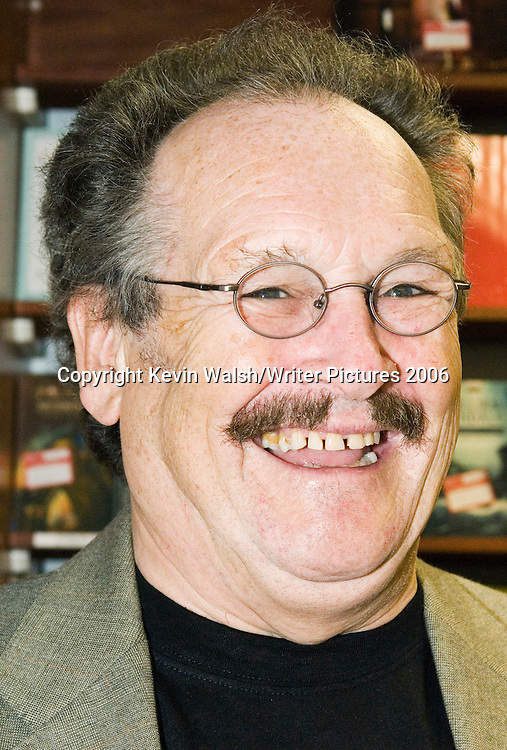 Comedian Bobby Ball (of Canon and Ball Fame) has just released his autobiography, My life revisited.<br /> <br /> Copyright  Kevin Walsh/Writer Pictures<br /> contact +44(0)20 8241 0039<br /> info@writerpictures.com