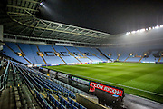 Ricoh Arena during the Sky Bet League 1 match between Coventry City and Barnsley at the Ricoh Arena, Coventry, England on 3 November 2015. Photo by Simon Davies.