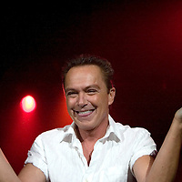 The Once in a Lifetime Rewind Tour, Glasgow SECC. .David Cassidy