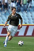 Udine, 08/05/2011.Campionato di calcio Serie A 2010/2011. 36^ giornata..Udinese vs Lazio. Stadio Friuli..Nella Foto: Stephan Lichtsteiner..Foto di Simone Ferraro