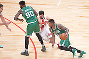 DESCRIZIONE : Milano NBA Global Games EA7 Olimpia Milano - Boston Celtics<br /> GIOCATORE : Marcus Smar<br /> CATEGORIA : Palleggio Blocco<br /> SQUADRA :  Boston Celtics<br /> EVENTO : NBA Global Games 2016 <br /> GARA : NBA Global Games EA7 Olimpia Milano - Boston Celtics<br /> DATA : 06/10/2015 <br /> SPORT : Pallacanestro <br /> AUTORE : Agenzia Ciamillo-Castoria/IvanMancini<br /> Galleria : NBA Global Games 2016 Fotonotizia : NBA Global Games EA7 Olimpia Milano - Boston Celtics