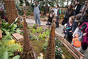 Holiday Train Show at NYBG (Photo by Ben Hider)
