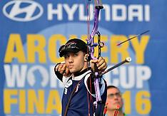 20160924 Hyundai Archery World Cup - Odense 2016