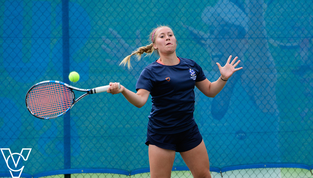Aberdare Cup - Eastbourne College<br /> <br /> Team Tennis Schools National Championships Finals 2017 held at Nottingham Tennis Centre.  <br /> <br /> Picture: Chris Vaughan Photography for the LTA<br /> Date: July 14, 2017