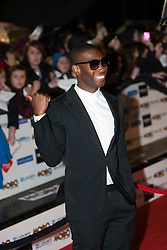 Tinie Tempah..Arrivals on the red carpet at the MOBO Awards 2011 at the SECC on October 5, 2011 in Glasgow, Scotland..Pic © Michael Schofield.