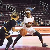 USC Women's Basketball Exhibition | Rachel Bennett